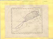 1.38 Kaarten van gemeenten in het Land van Cuijk uit de Kuijper gemeenteatlas, 1865-1870