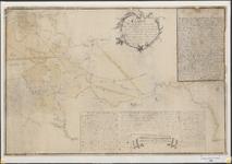 102 Figuratieve kaart van de heide tussen Sint-Oedenrode en Veghel vervaardigd door landmeter Jan F. de Weijer van de ...
